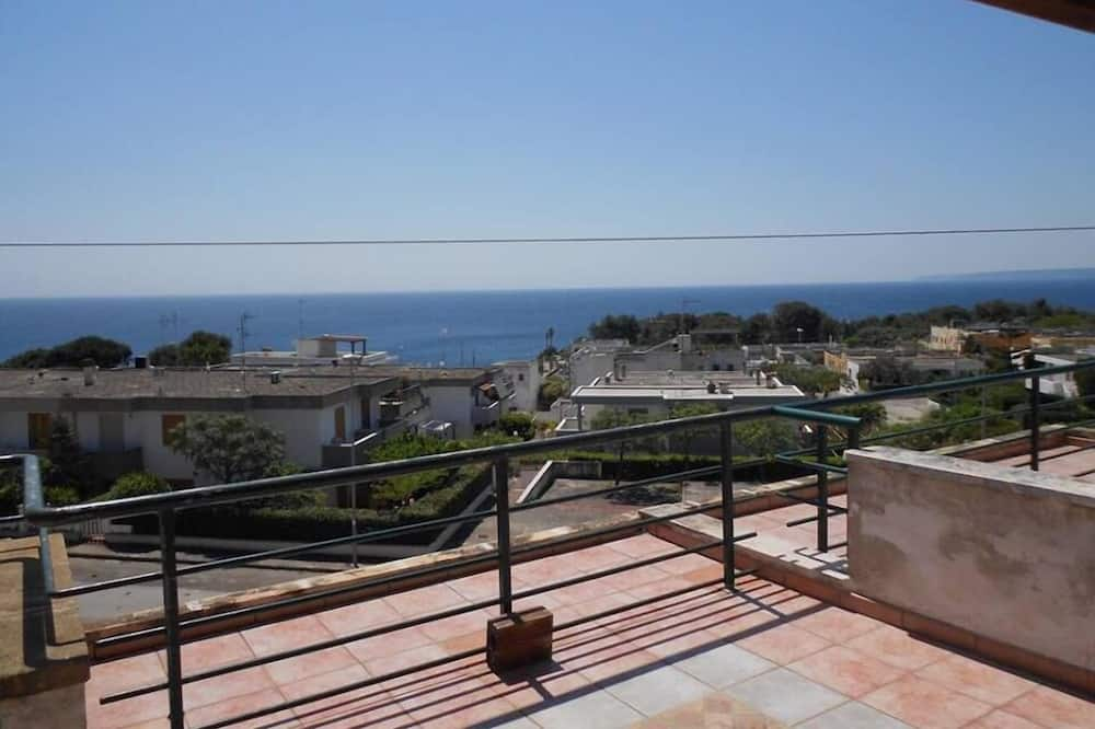 Apartment, 2 Bedrooms, Sea View - Balcony View