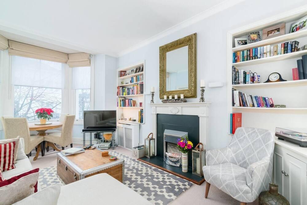 Lägenhet (1 Bedroom) - Vardagsrum