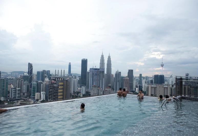 型格之家 - 蓋斯雷迪酒店, Kuala Lumpur, 泳池