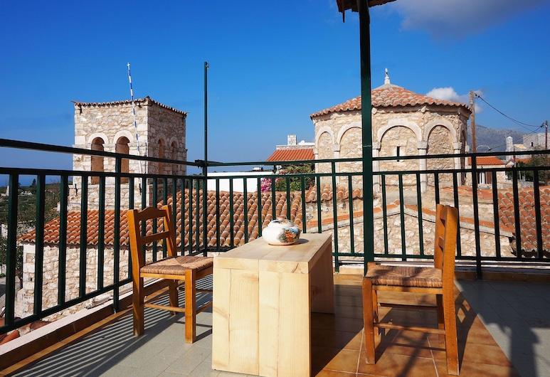 Areopoli Sofia Old Town Inn, Ida-Mani, Külaliskorter, 2 magamistoaga, Rõdu
