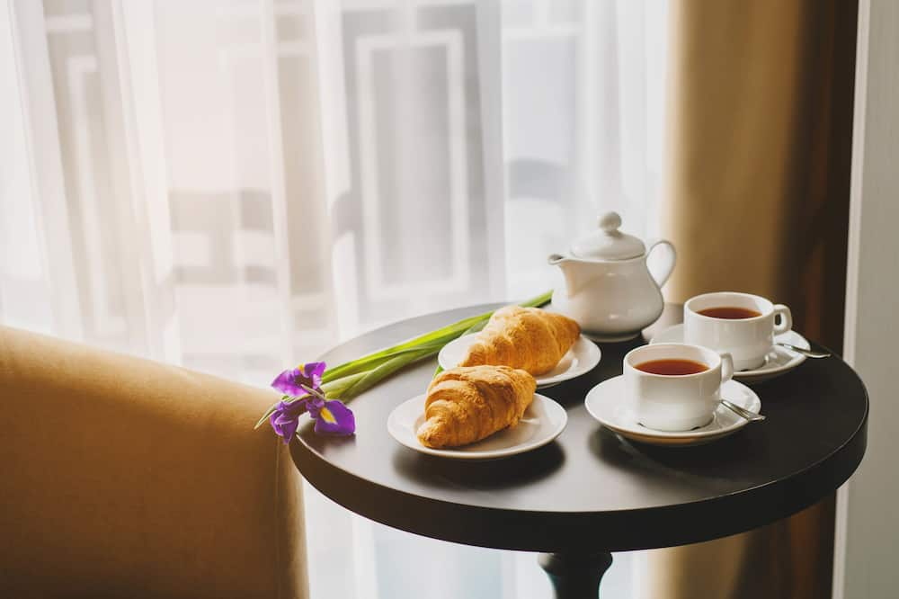 Apartmán typu Junior - Stravovanie v izbe