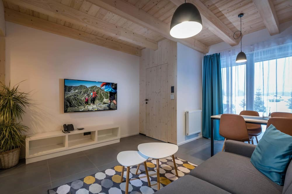 Apartment, 1 Bedroom (Relax) - Living Area