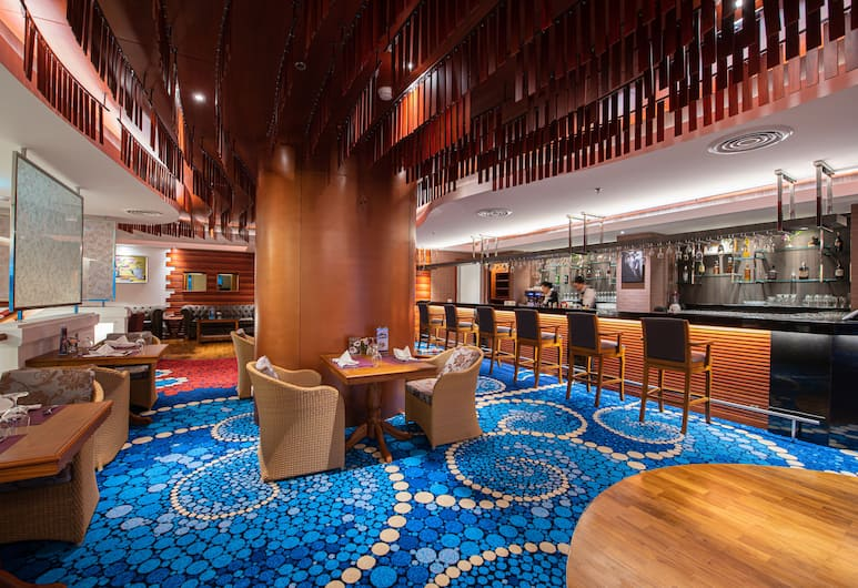 Empress Premier Hotel, Chiang Mai, Salon du hall