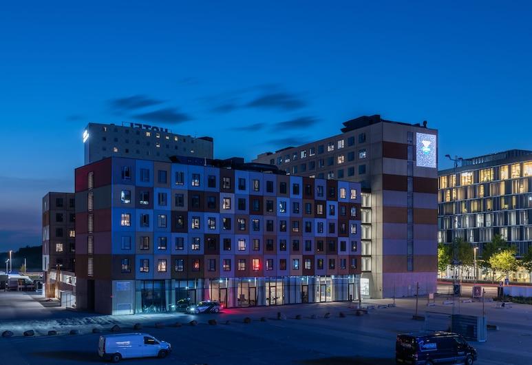 CABINN Apartments, קופנהגן, חזית הנכס - ערב