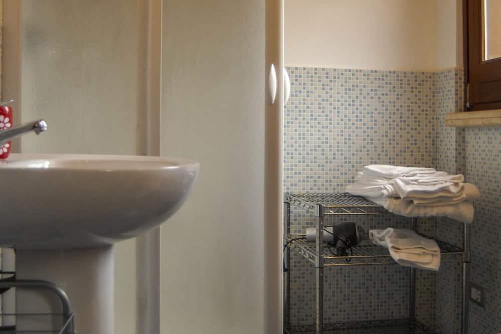Apartamento familiar, 1 habitación (Vito) - Cuarto de baño