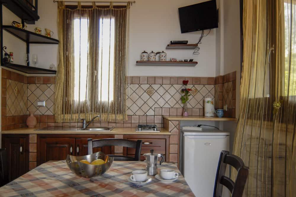 Apartamento familiar, 1 habitación (Alessandro) - Zona de estar