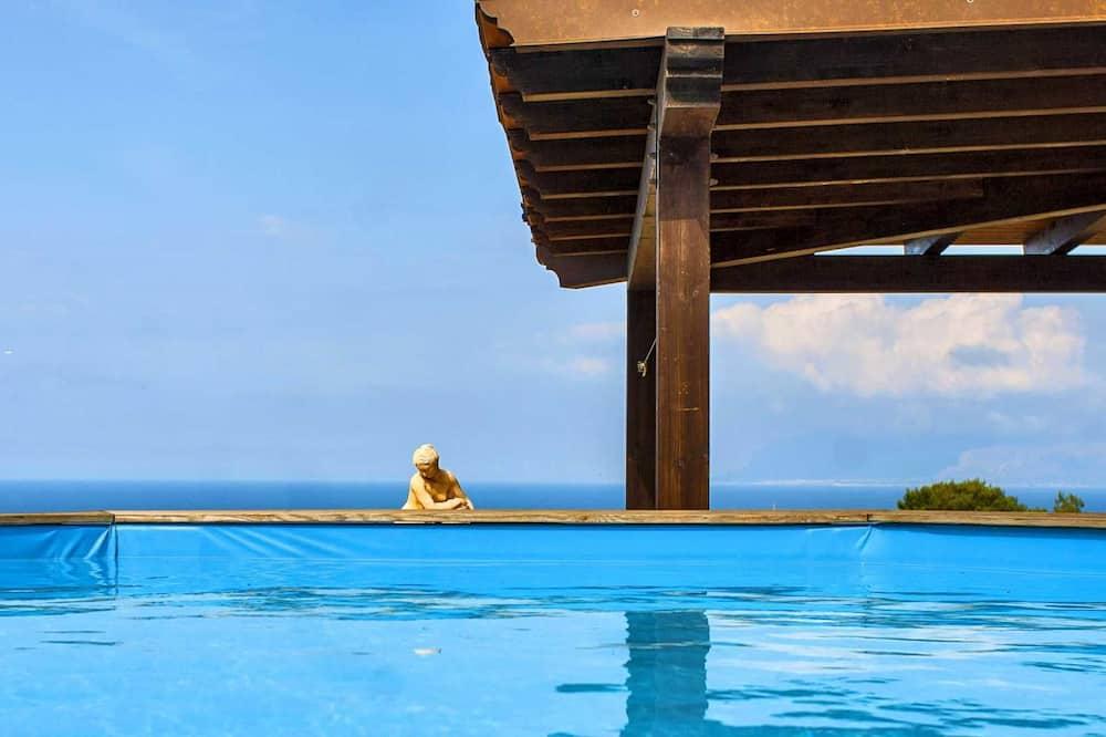開放式客房 (Anna) - 私人泳池