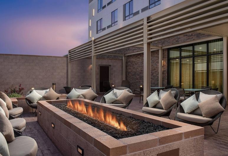 Courtyard by Marriott Las Cruces at  NMSU, Las Cruces, Habitación, 2 camas Queen size, para no fumadores, vista a la ciudad, Habitación