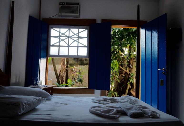 Pousada Casa da Colônia, Paraty, Tweepersoonskamer, 1 tweepersoonsbed, niet-roken, Kamer