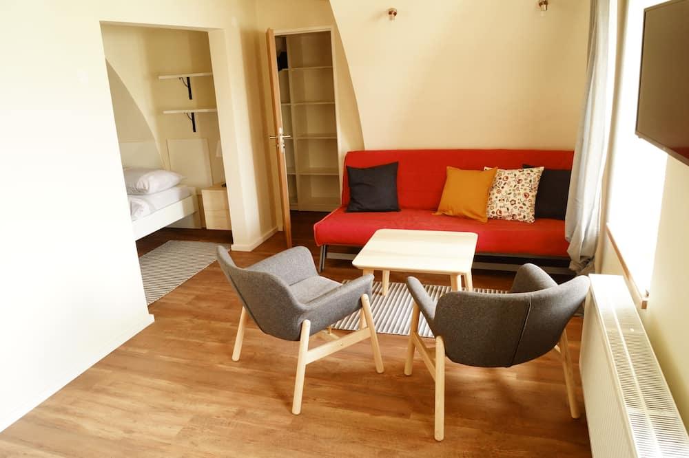 Appartement (3) - Coin séjour