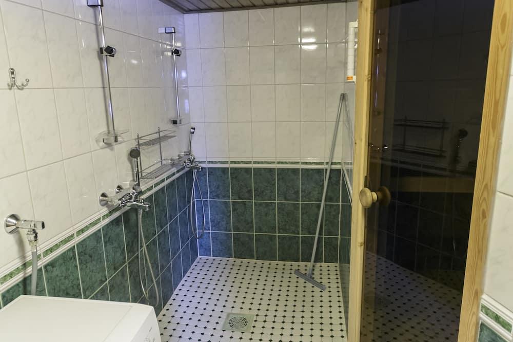 Apartment, 3Schlafzimmer, Sauna - Badezimmer