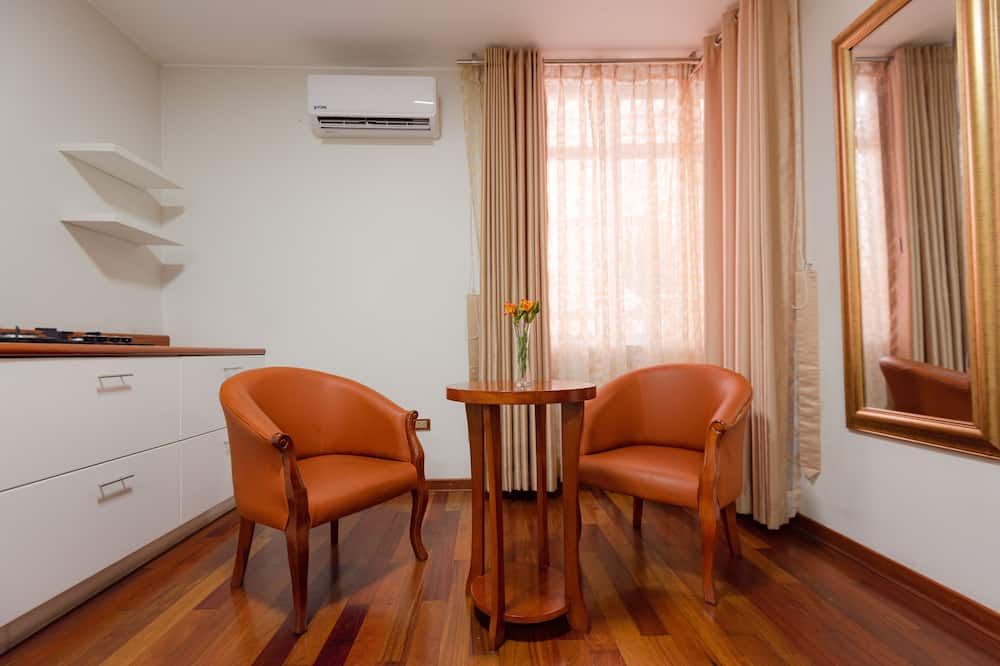 Suite Studio - Salle de séjour