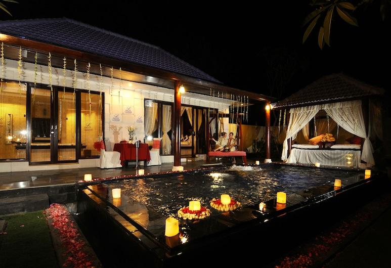 Amazing One Bedroom Pool Villa Kuta, كوتا, الغرفة