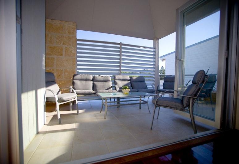 Aloha Beachfront, Port Fairy, Casa Premium, Balcón