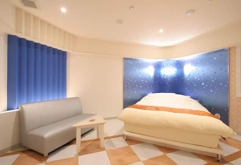 HOTEL BIANCA - Adult Only, Tokió, Vendégszoba