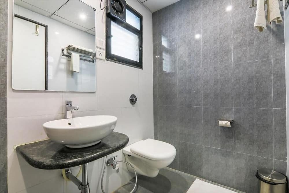 豪華開放式客房 - 浴室