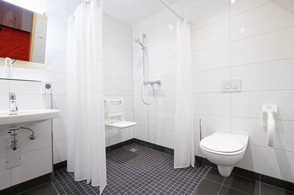 Quarto Duplo Comfort, Terraço, Edifício Anexo (Neugebäude) - Casa de banho