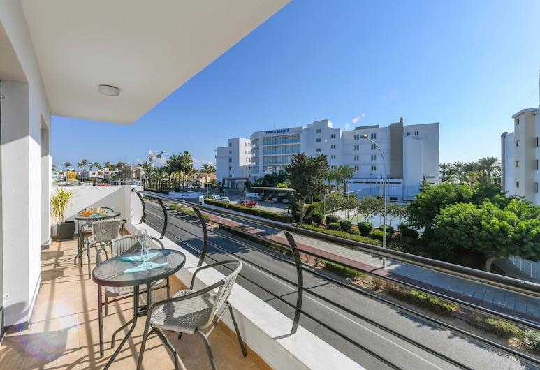 Nissi Beach Apartment 2, Ayia Napa, Apartamento, 2 habitaciones, Balcón