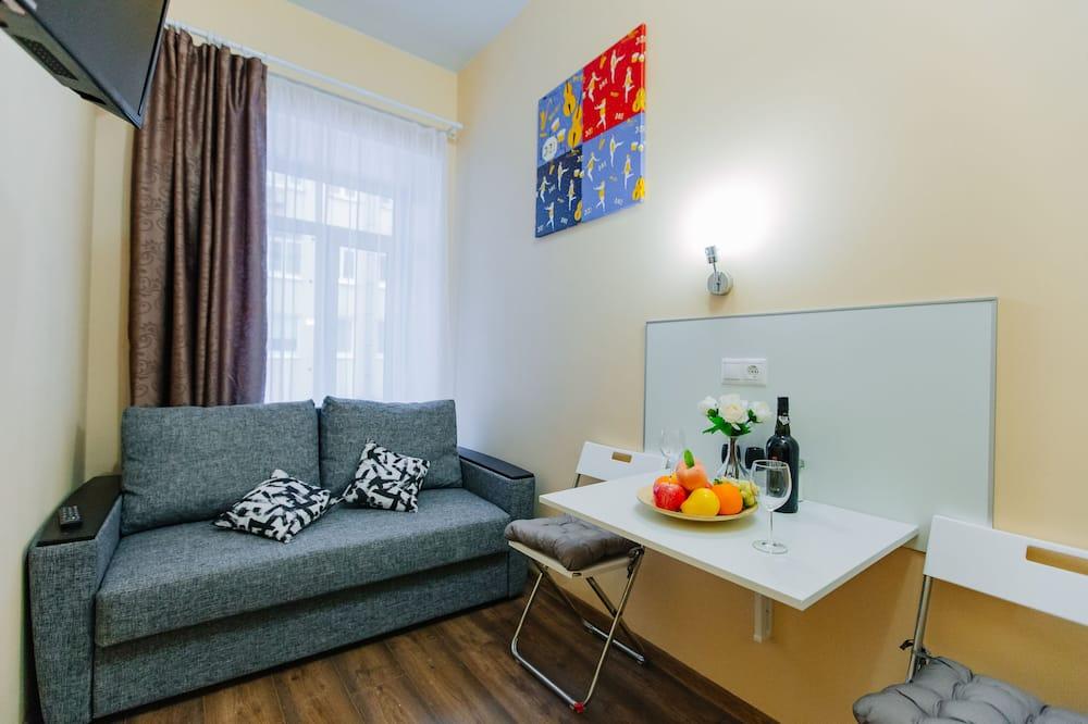 Comfort appartement, niet-roken - Woonkamer