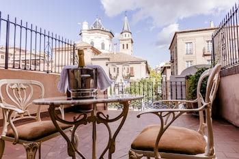 格拉納達阿爾蒙納斯精品酒店 A3B的圖片