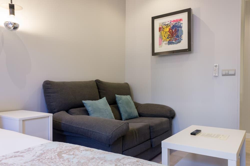 Standard Studio (C) - Living Area