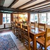 Historic Cottage - Svetainės zona