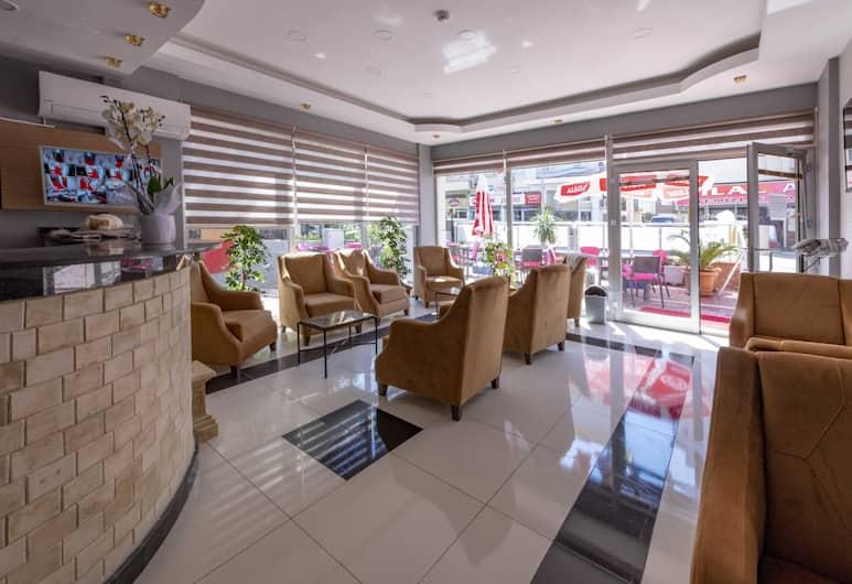Ahsen Hotel Antalya, Antalya, Lobby Sitting Area