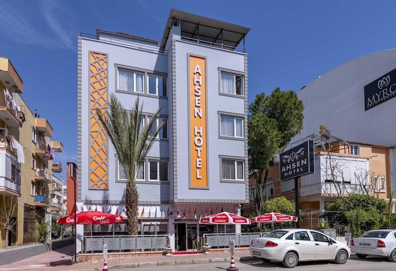 Ahsen Hotel Antalya, Antalya, Dış Mekân