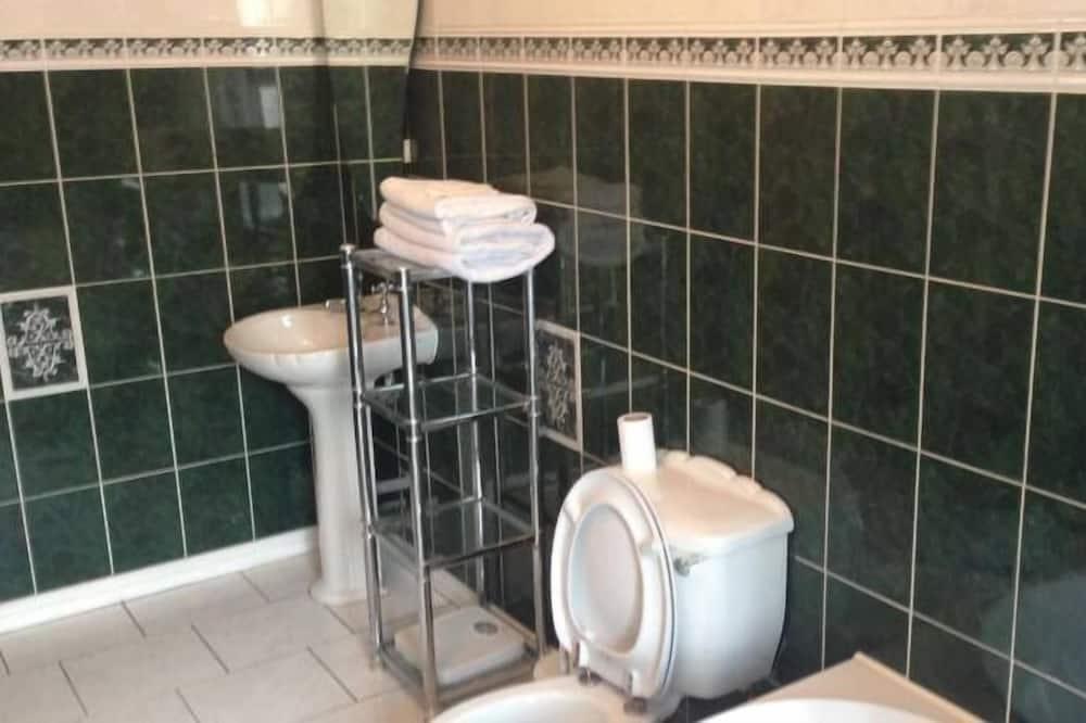 Quarto Duplo para 1 Pessoa - Casa de banho