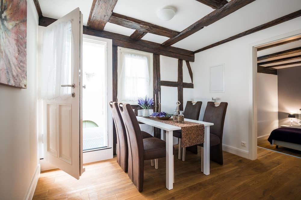 Апартаменти, 3 спальні (#3) - Обіди в номері
