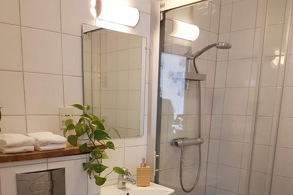 Single Room - Bathroom