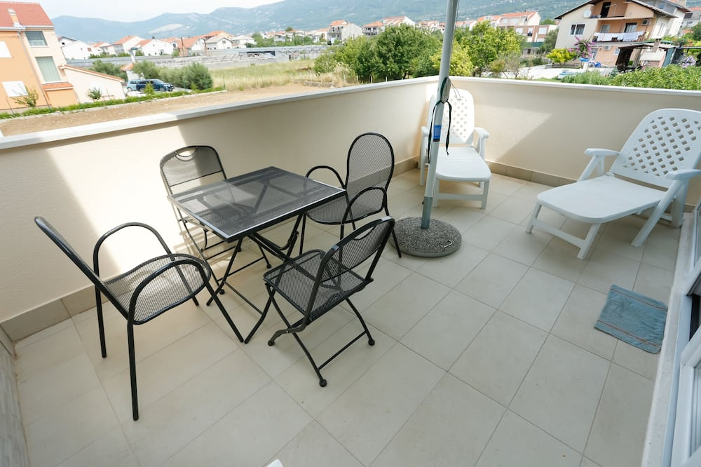 Apartament (Bob graditelj) - Balkon