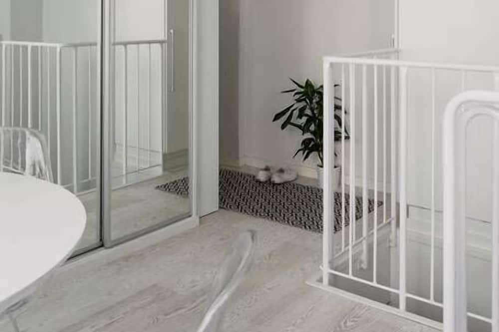 Appartamento Deluxe, 1 camera da letto, sauna, vista cortile - Camera