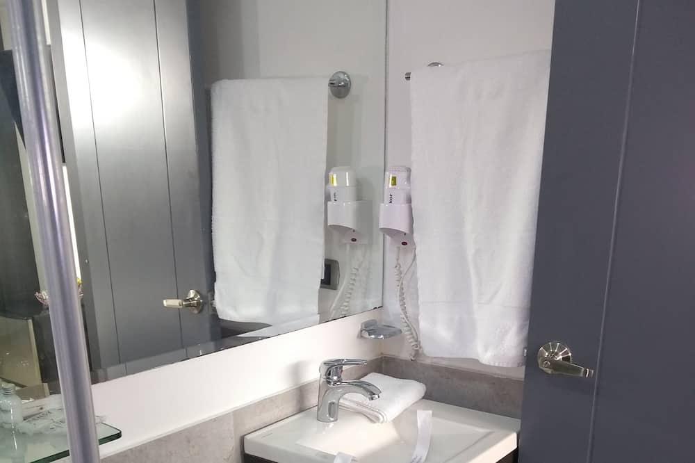 Habitación doble estándar, 1 cama doble, para no fumadores - Baño