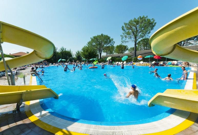 Happy Camp in Camping Cisano San Vito, Bardolino, Pool