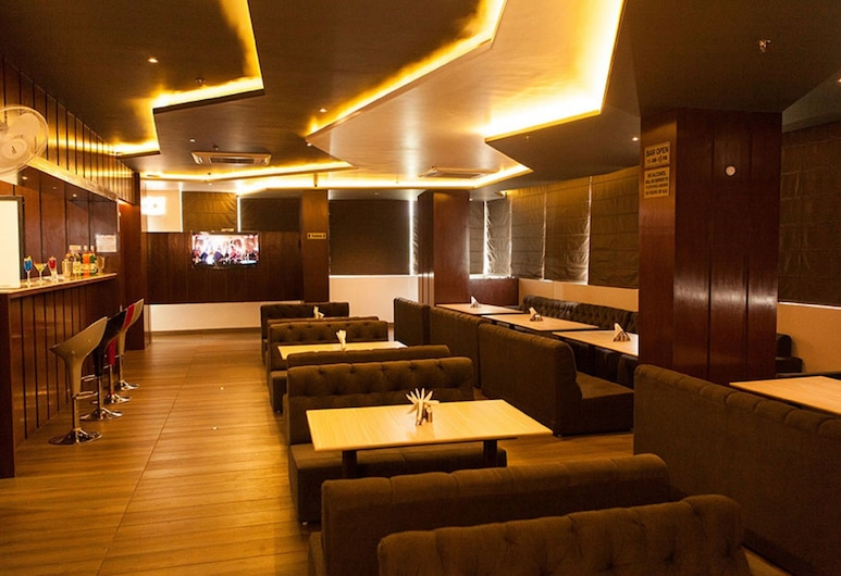 Hotel RG Inn, Jaipur, Bar do hotel