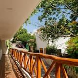 Vila - Balkon