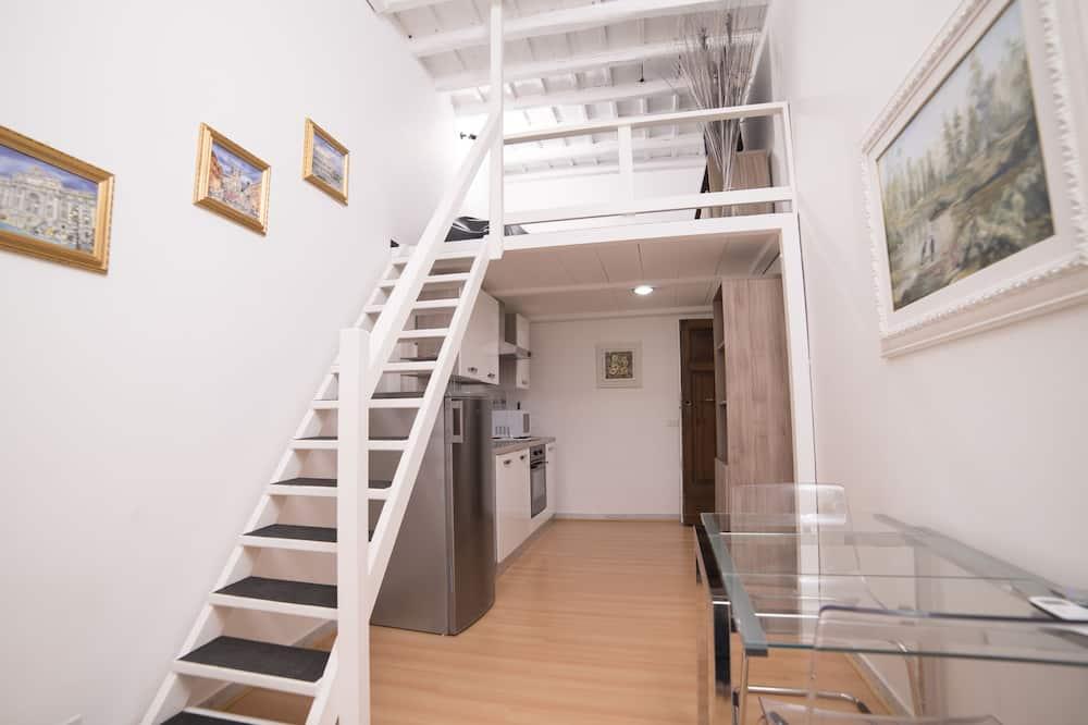 樓中樓客房 (Villa Corsini) - 客廳