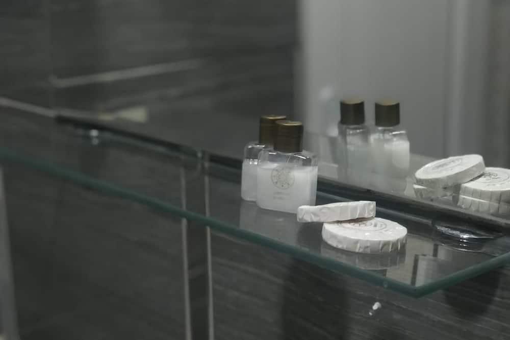 Izba typu Classic - Zariadenie kúpeľne