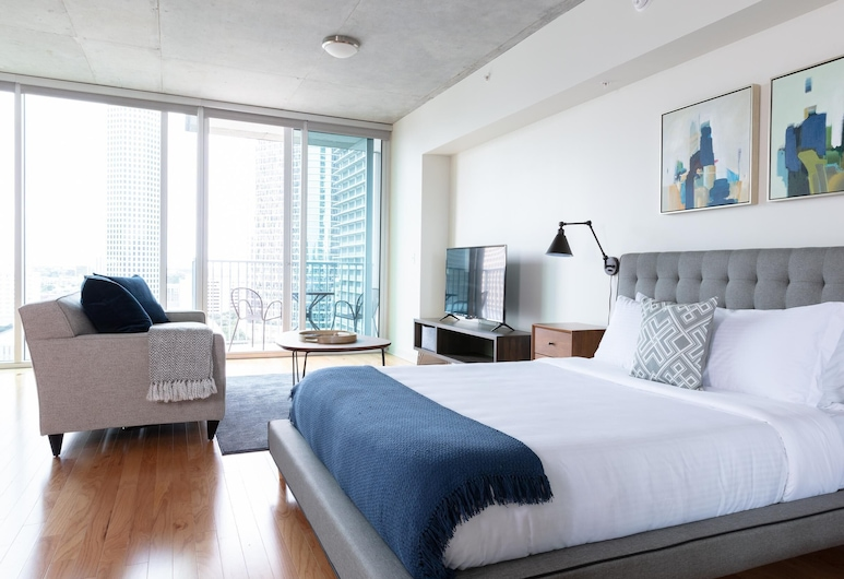 Houston Boutique Suites - Business District, Houston, Loft, Camera