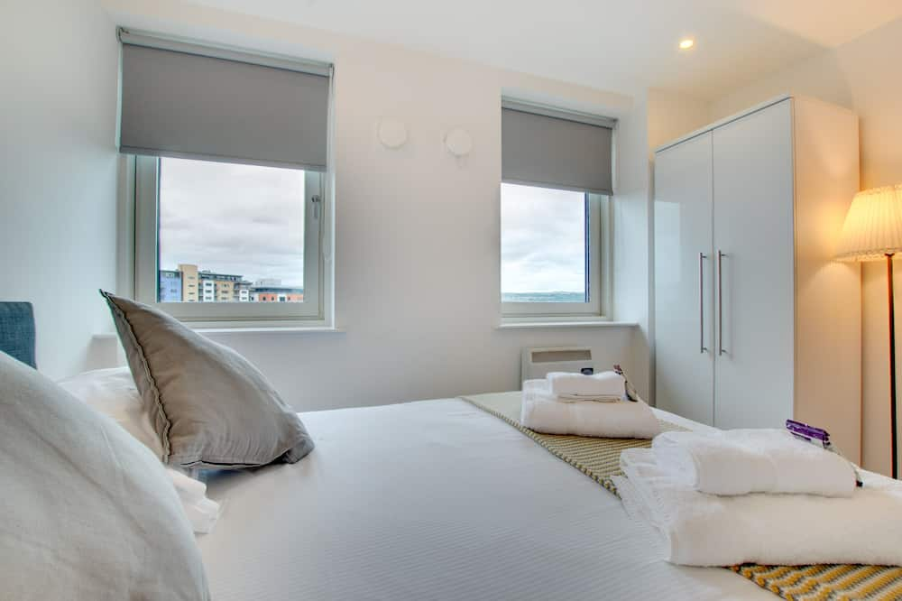 아파트, 더블침대 2개, 금연 - 객실