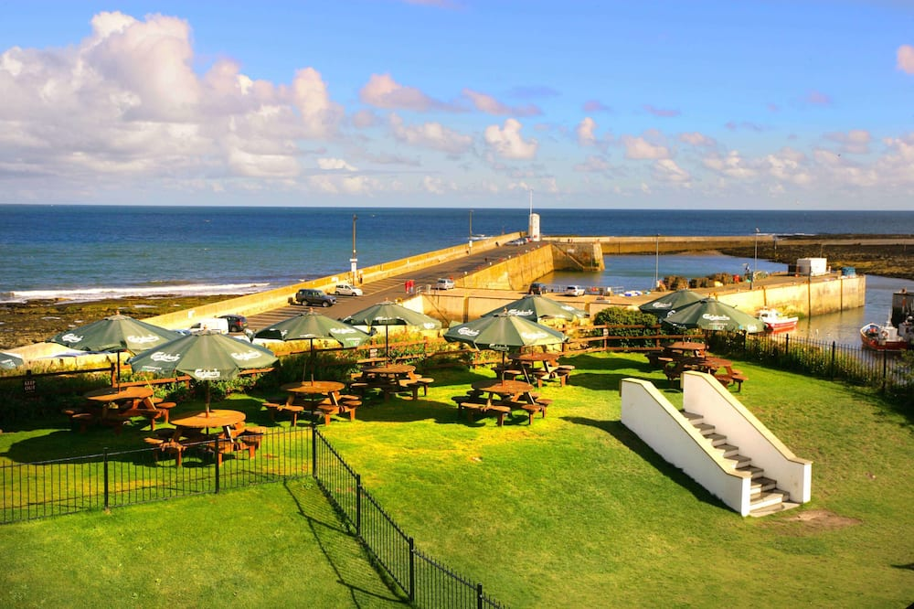 Balcony Sea View - Vue sur le jardin