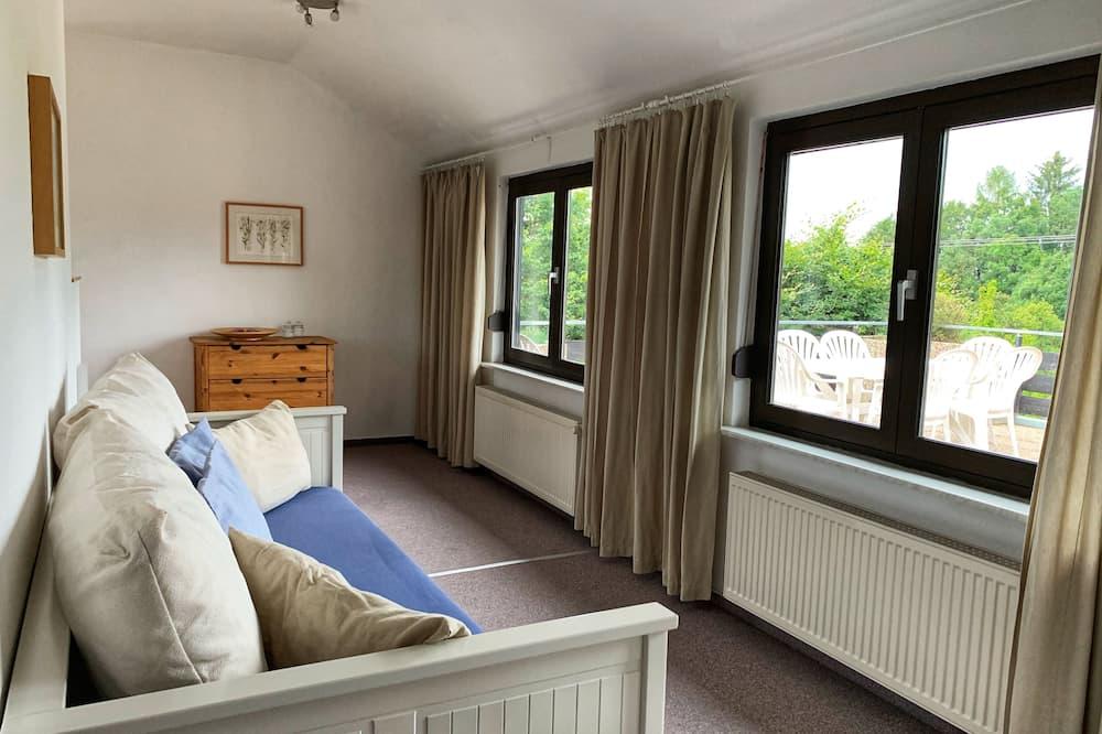 Business Apartment, Garden View - Living Area