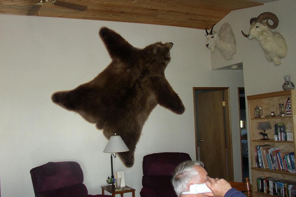 Bear Room (Shared Bathroom) - Área de Estar