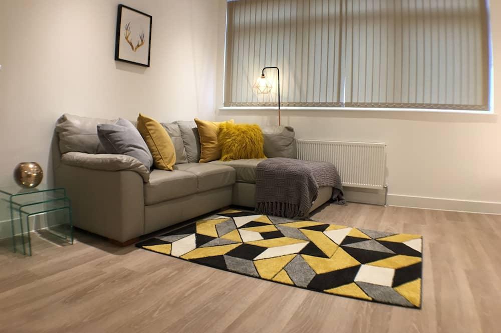 Appartamento, 1 camera da letto, non fumatori - Soggiorno