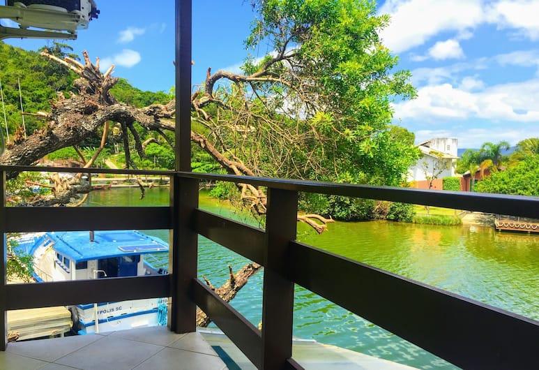 Pousada Morada do Sol, Florianopolis, Orquídea, Vista balcone
