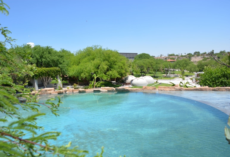 Hotel Casa Legado Spa & Resort , Aguascalientes, Basen odkryty