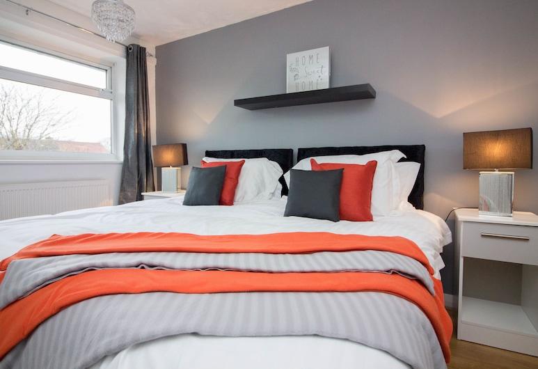 Tower View Home, Walsall, Ferienhaus, Mehrere Betten, Zimmer