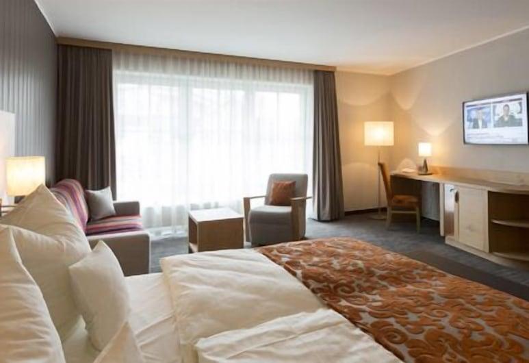 霍克海德酒店, Willingen (Upland), 雙人房 (Alpin), 客房