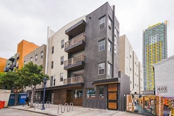 聖地牙哥聖地牙哥市中心奢華開放式公寓飯店的相片